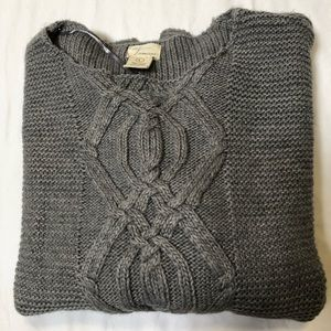 Andrea Jovine Chunky knit sweater